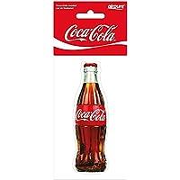 Coca-Cola Car Air Freshener, Coca-Cola Original Fragrance, Paper Bottle (CC-PB-O-730)