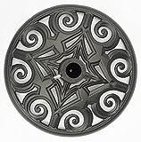 umbrella base cast iron - Trademark Innovations Cast Iron Umbrella Base - 17.7 Inch Diameter (Black)