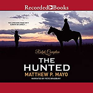 The Hunted Audiobook