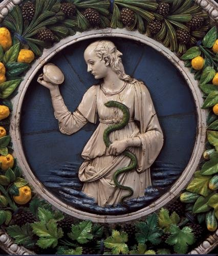 (Della Robbia: Sculpting with Color in Renaissance Florence)