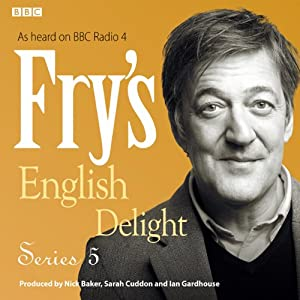 Fry's English Delight: Series 5 Radio/TV