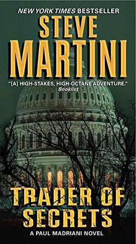 Books : Trader of Secrets: A Paul Madriani Novel (Paul Madriani Novels)