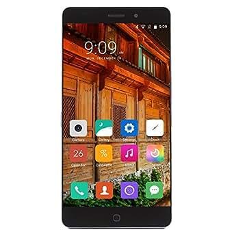 "Original 5.5"" Elephone P9000 Smart Mobile Phone Android 6.0 cellphone MTK6755 Octa Core 4GB RAM 32GB ROM Fingerprint ID 13.0MP - BLACK"