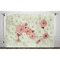 5x7ft Flowers Backdrop Photography Background Studio Prop Photo Backdrop Baby Brithday Backdrop D-7467