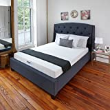 Classic Brands Cool Gel Memory Foam 6-Inch Mattress, CertiPUR-US Certified, Twin