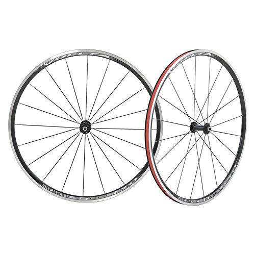 (Vuelta Speed One Pro 700c Alloy Hand Built Clincher 11sp Road Wheelset)