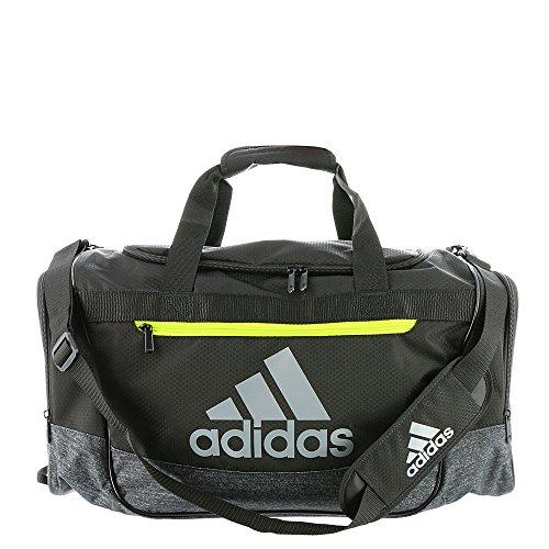 adidas Defender III medium duffel Bag, Grey, One Size