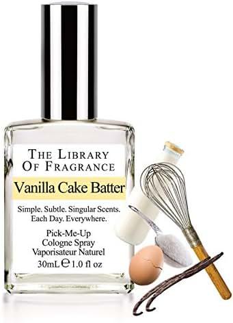 Demeter Cologne Spray, Vanilla Cake Batter, 1 oz.