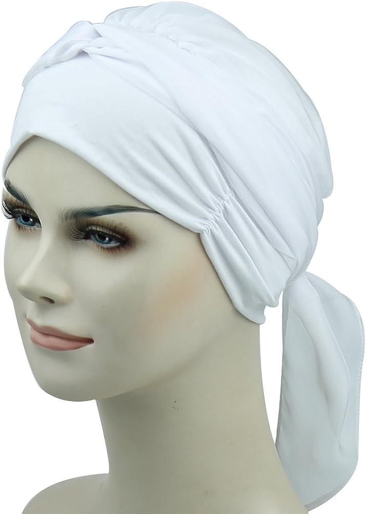 Chemo Turban For Cancer Women Cancer Headwear Headwrap Scarfs Cap