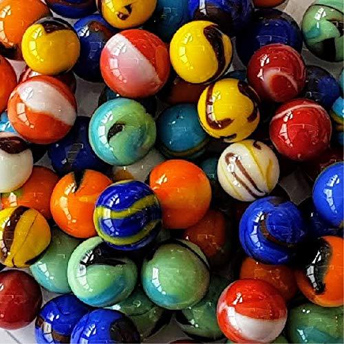 MaRécréation - ギフトボックス: エキゾチックな色の60個のビー玉、8h-9bfr-ch44 B00PP55JH4