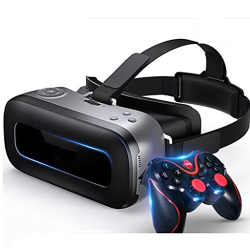 d16286c268bf Gafas 3d de realidad virtual en hd the best Amazon price in SaveMoney.es