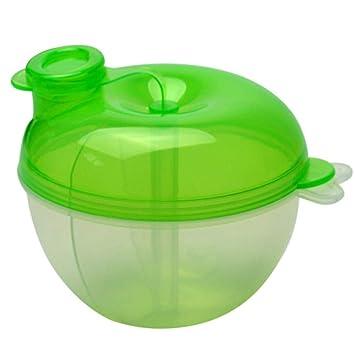 3Layer Baby Milk Powder Formula Dispenser Food Container Storage Feeding Box