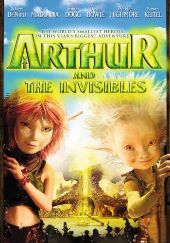 Watch Arthur And The Invisibles Prime Video