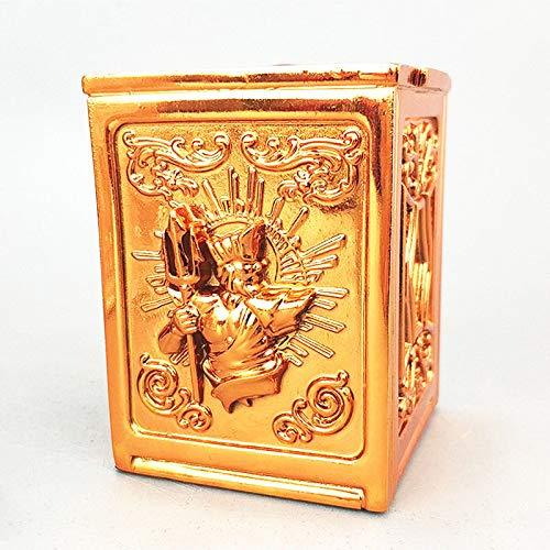 (Linker Wish Saint Seiya Myth Cloth Athena Hades Poseidon Odin Loptr Cloth Box GK Resin Model Action Figure Myth Toy Collection Model Figure (A))