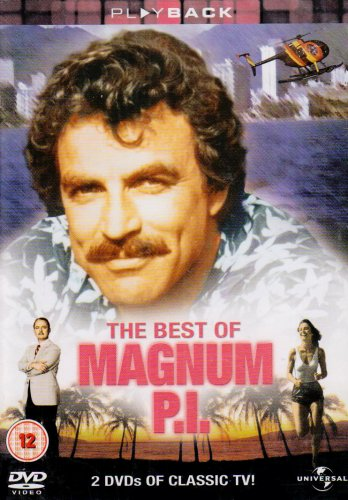 Magnum Pi - The Best Of [DVD]