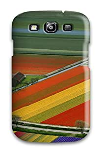 2015 Series Skin Case Cover For Galaxy S3(field)