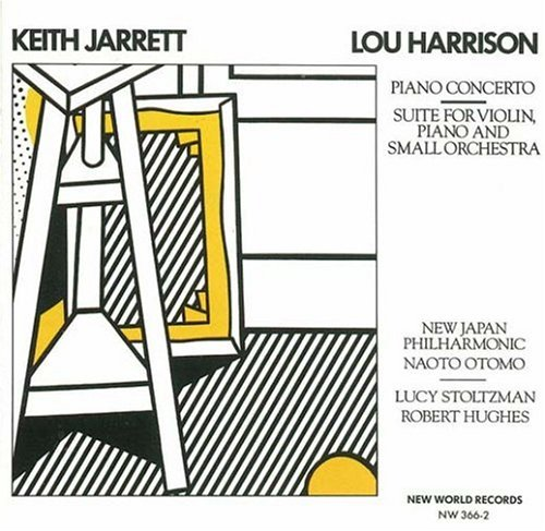 Lou Harrison: Piano Concerto / Suite for Violin, Piano and Small Orch by New World Records