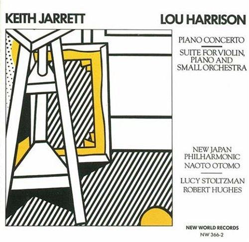 Lou Harrison: Piano Concerto / Suite for