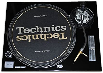 Amazon.com: Technics Negro Face Plate For Technics sl-1200 ...