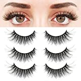 BEPHOLAN Pairs False Eyelashes Synthetic