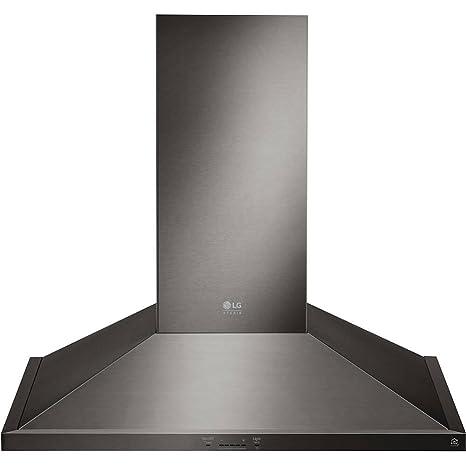 Amazon.com: LG LSHD3089BD Studio 30 - Capucha de chimenea ...