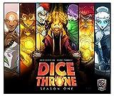 Dice Throne Season 1 Board Game