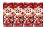 NESTLE COFFEE-MATE Coffee Creamer, Cinnamon Vanilla Crème, 0.375oz liquid creamer singles, 50 count, Pack of 200