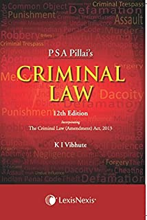 Image result for psa pillai's criminal law