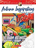 Creative Haven Autumn Inspirations Color by Number (Creative Haven Coloring Books)