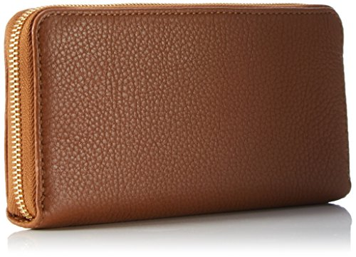 Michael Kors Bedford Luggage Leather Continental Wallet