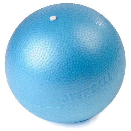Gymnic Ledraplastic 8011 Over Ball - 10 Inch - colors may vary by Gymnic