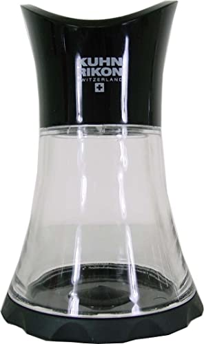 Amazon Kuhn Rikon Vase Seasoning Grinder Black Spice Mills