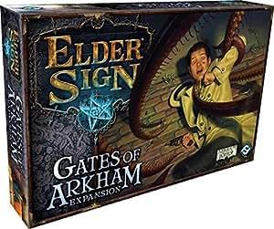 Elder Sign Gates of Arkham Expansion Card Game Card Game