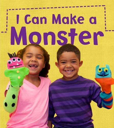 I Can Make a Monster (Read and Learn: What Can I Make Today?) ebook