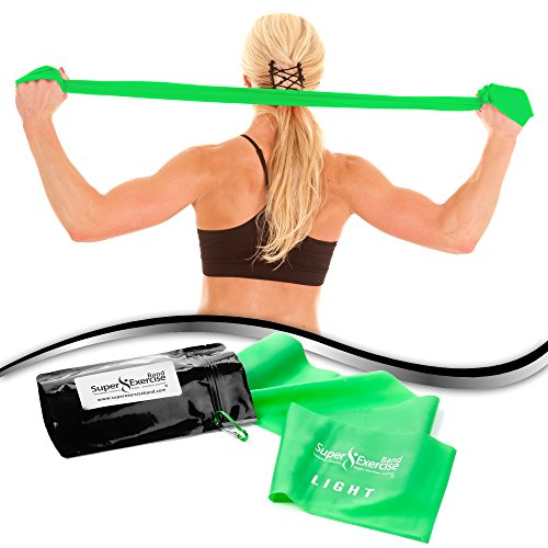 Bruciare Pilates Chair Buy Online In Uae: Super Exercise Band 7 Ft. Long Latex Free Resistance Bands