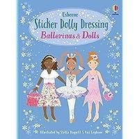 Sticker Dolly Dressing Ballerinas & Dolls