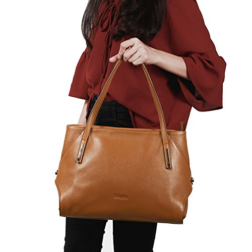 5e44334731 CLEARANCE Women s Leather Handbags Purse Designer Ladies Shoulder Tote Top-Handle  Bags Fashion - Buy Online in KSA. callaghan products in Saudi Arabia.