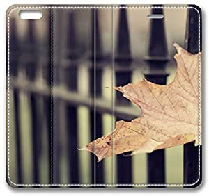 Fallen Maple Leaf Cool Hard Case For IPhone 5/5s