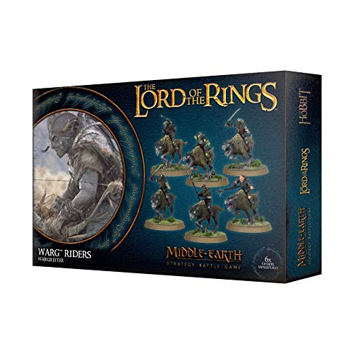 - Lord of the Rings: Warg Riders