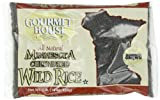 Gourmet House Wild Rice, 16-Ounce (Pack of 4)