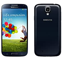 Samsung Galaxy S4 GT-I9500 16Gb Black WiFi Android Unlocked Cell Phone, No Warranty