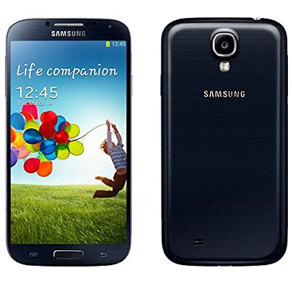 samsung galaxy s4 phone black. samsung galaxy s4 i9500 - black color phone amazon.in
