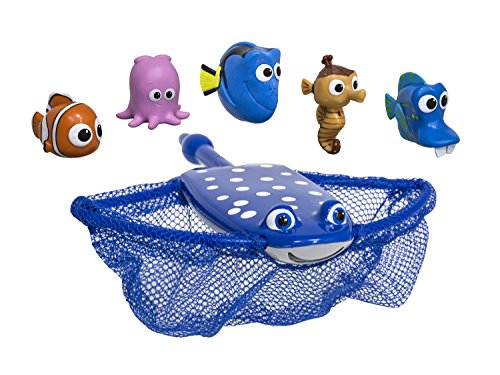 - SwimWays Finding Dory Mr. Ray's Dive and Catch Game
