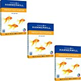 Hammermill Premium Copy & Multipurpose Paper - 3 REAMS