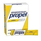 Case of Propel® Zero Lemon Powder Packets - Propel Packs