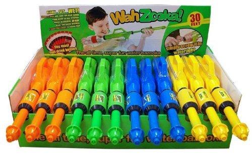 WahZooka Water Bazooka Assorted (Choices may vary)