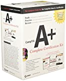 img - for CompTIA A+ Complete Certification Kit(Exams 220-701 and 220-702) book / textbook / text book