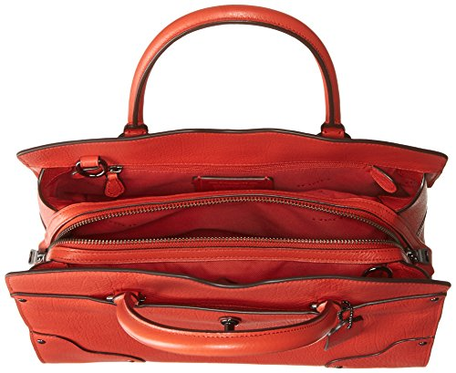 Mercer Satchel 30 COACH Womens Coral Deep 7aq8HnWU1