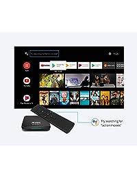 ACEMAX   Caja de TV TX5 MAX para Android 8.1 Oreo DDR4 4 4 GB RAM 32 GB ROM Quad Core Bluetooth 4.0 Dual 2,4 G 5 G 2T2R WiFi 4K UHD compatible con OTA