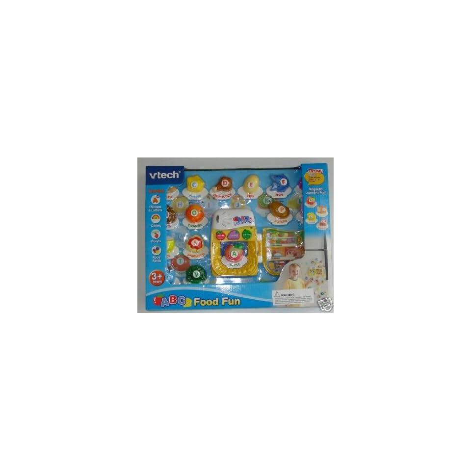 VTech ABC Food Fun 26 Magnets